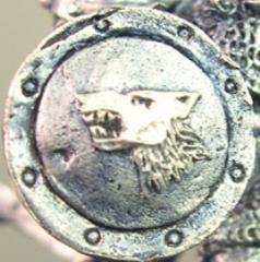 Wolf Head Goblin Shields
