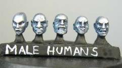Human Heads - Male (A)