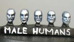 Human Heads - Male (B)