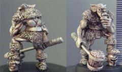 Orc Warrior w/Huge Hammer