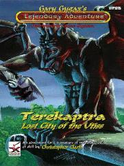 Terekaptra - Lost City of the Utiss