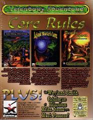 Core Rules Pack + Weyland Smith Catalog