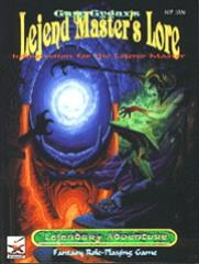 Lejend Master's Lore (Author's Limited Edition)