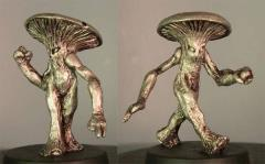 Agarix C & D (Mushroom Men)