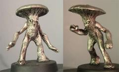 Agarix A & B (Mushroom Men)