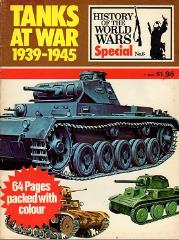 Special Issue - Tanks at War 1939-1945