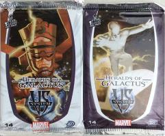 Heralds of Galactus Booster Pack Collection - 10 Packs!