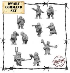 Dwarf Command Set