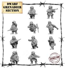 Dwarf Grenadier Section