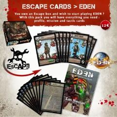 Escape - Eden Conversion Deck