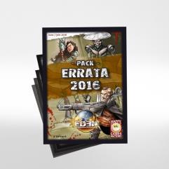 Deck Pack - Errata 2016