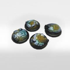 40mm Immortal Round Bases