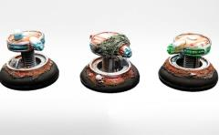 Mission Objective - D.G.I.N. Turrets