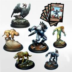 Horde Starter Set - The Bayakoyee and His Pack