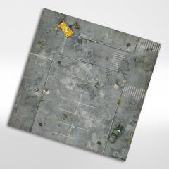 Playmat - Road
