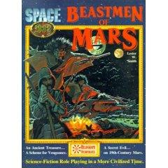 Beastmen of Mars & Canal Priests of Mars (Reprint Edition)