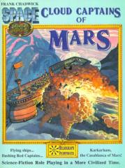 Cloud Captains of Mars & Conklin's Atlas of the Worlds (Reprint Edition)
