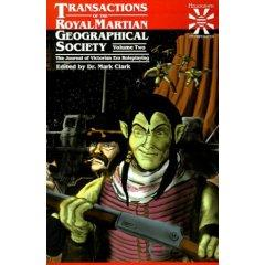 Transactions of the Royal Martian Geographical Society #2