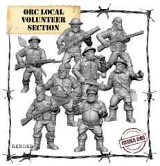 Local Orc Volunteers Section