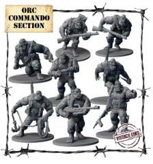 Orc Commando Section