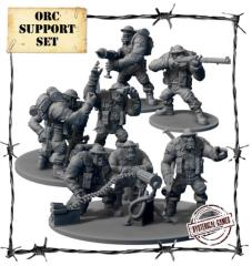 Orc Support Set