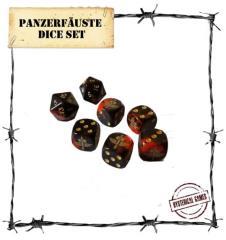 Panzerfauste Dice Set (7)