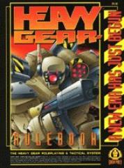 Heavy Gear Rulebook