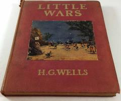Little Wars (1st Edition, 1st Printing)