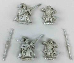 Elf Spearmen Collection #1