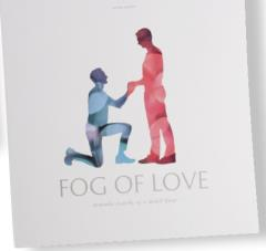 Fog of Love - Male Cover (2nd Printing)