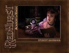 Redhurst - Academy of Magic - Student Handbook