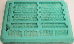 #240 - Wood Shingle Roof Mold