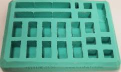 #95 - Egyptian Basic Block Mold