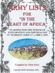 In the Heart of Africa - Army Lists (1st Printing)