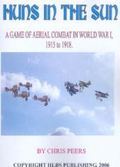Huns in the Sun - Aerial Combat in World War I, 1915-1918