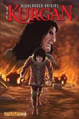 Highlander Origins - The Kurgan, Complete Series, 2 Issues!