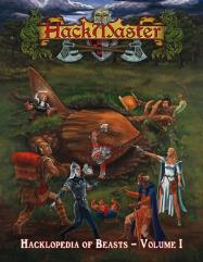 Hacklopedia of Beasts #1 - Aarakians to Cats, Great
