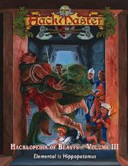 Hacklopedia of Beasts #3 - Elemental to Hippopotamus