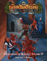 Hacklopedia of Beasts #4 - Hoar Fox to Medusa
