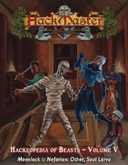 Hacklopedia of Beasts #5 - Meenlock to Nefarian - Other, Soul Larva