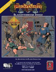 Slaughterhouse Indigo