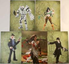 Hell on Earth Art Prints (Kickstarter Exclusive)