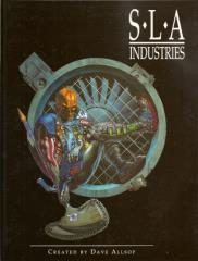 SLA Industries (Revised Edition)