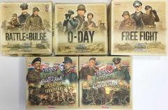 Heroes of Normandie - The Tactical Card Game (Kickstarter Overlord Pledge)