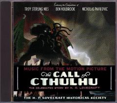Call of Cthulhu, The - CD Soundtrack