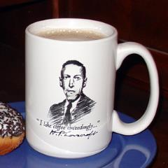 H.P. Lovecraft Mug