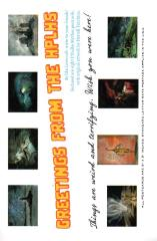 Mythos Postcard Set