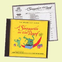 Shoggoth on the Roof, A - CD Cast Album (Combo Edition)