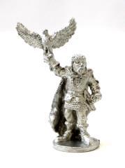 Fighter w/Sword & Falcon #1