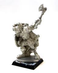 Ogre Leader w/Axe & Shield #1